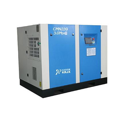 CMN/G系列高压微油螺杆压缩机 CMN22G 3.0Mpa